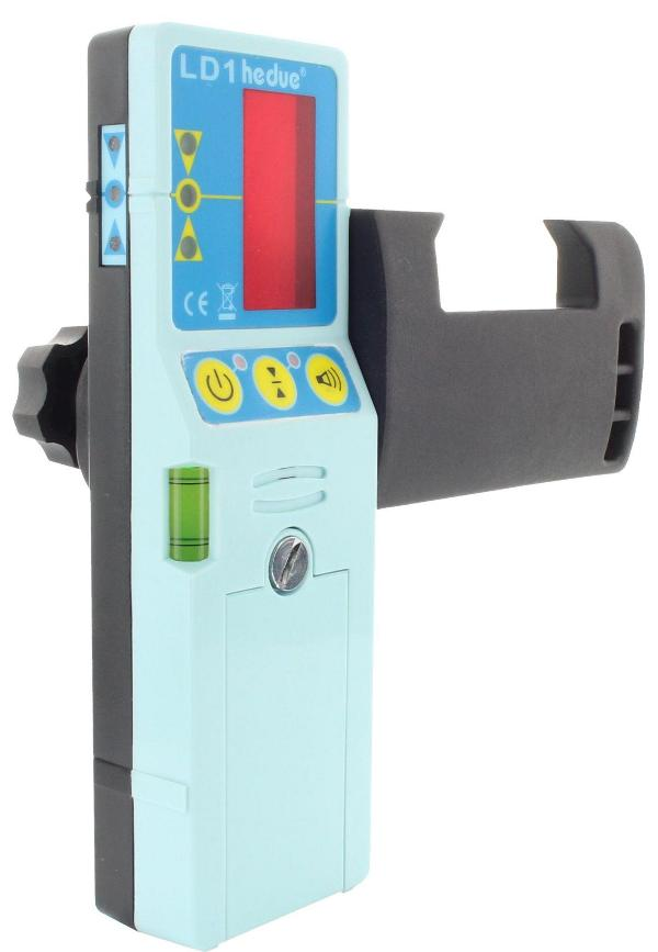 Laser-Empfänger hedue LD1