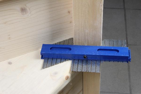 Profilschablone PS1 2 x 20 cm