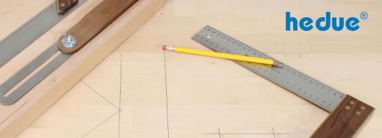 Zestaw stolarski w pudełku drewnianym