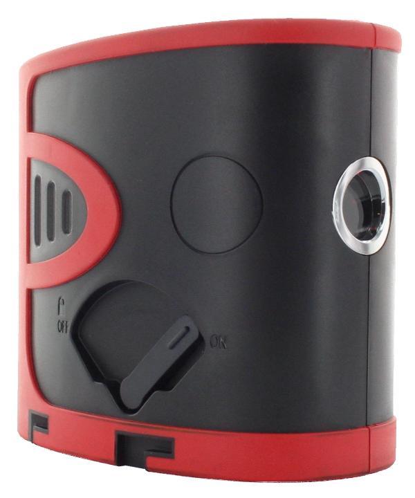 Punktlaser Leica Lino P3