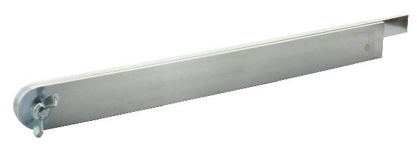 Stahlschmiege 25 cm