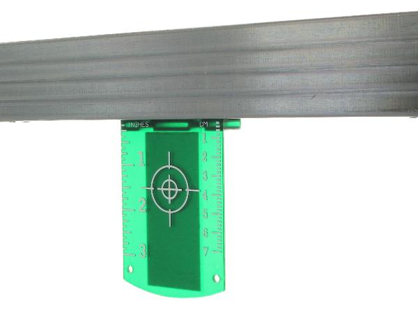 Zieltafel (grün)