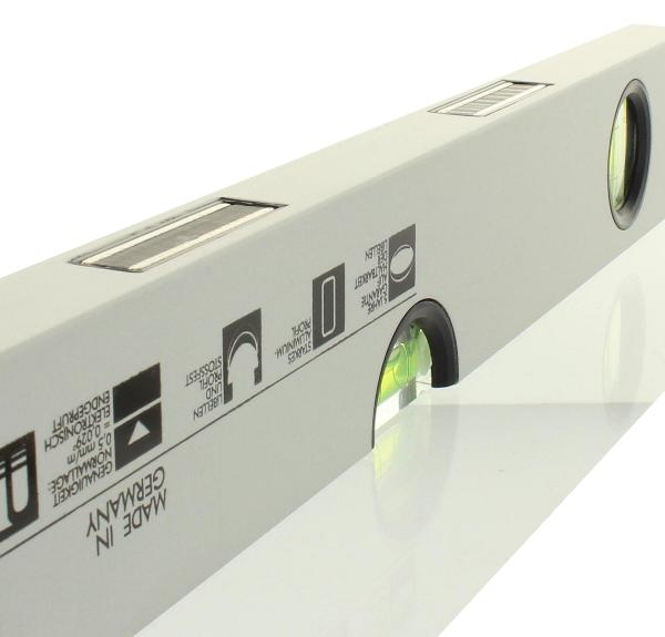 Aluminum spirit level with Magnet 30 cm