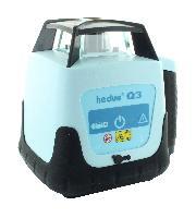 Rotating laser hedue Q3
