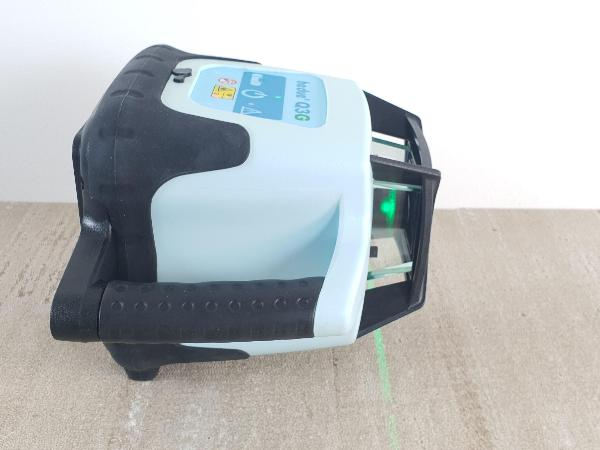 Rotating laser hedue Q3G in Systainer with receiver E2