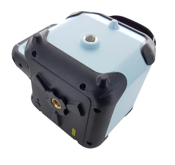 Rotating laser hedue R2