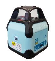 Rotary laser hedue S2