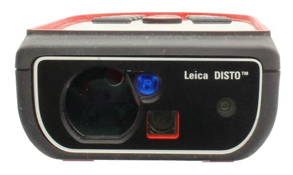 Distanciómetro láser Leica Disto D810