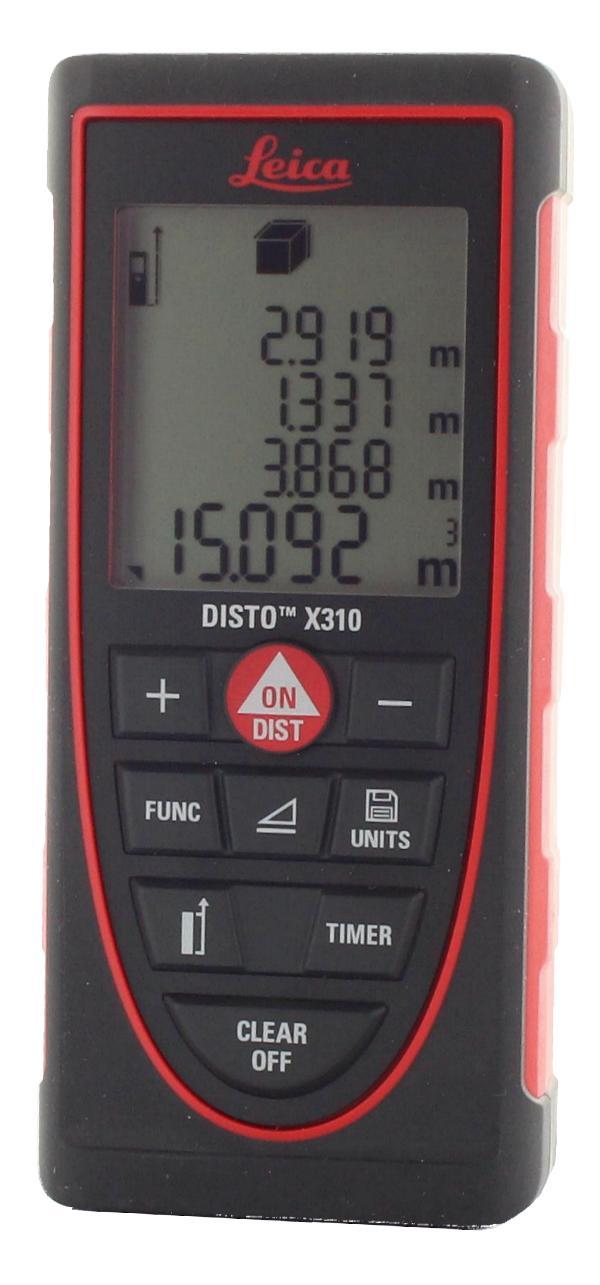 Distanciómetro láser Leica Disto X310