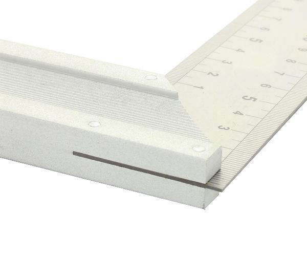 Escuadra de aluminio 15 cm