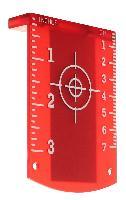 Tablilla de puntería (rojo)