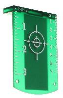 Tablilla de puntería (verde)