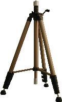 Trípode de manivela 286 cm