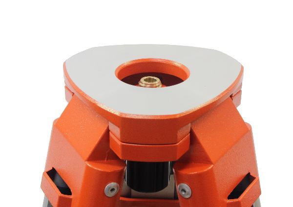 Trípode de nivelación de aluminio 150 cm hedue NS2