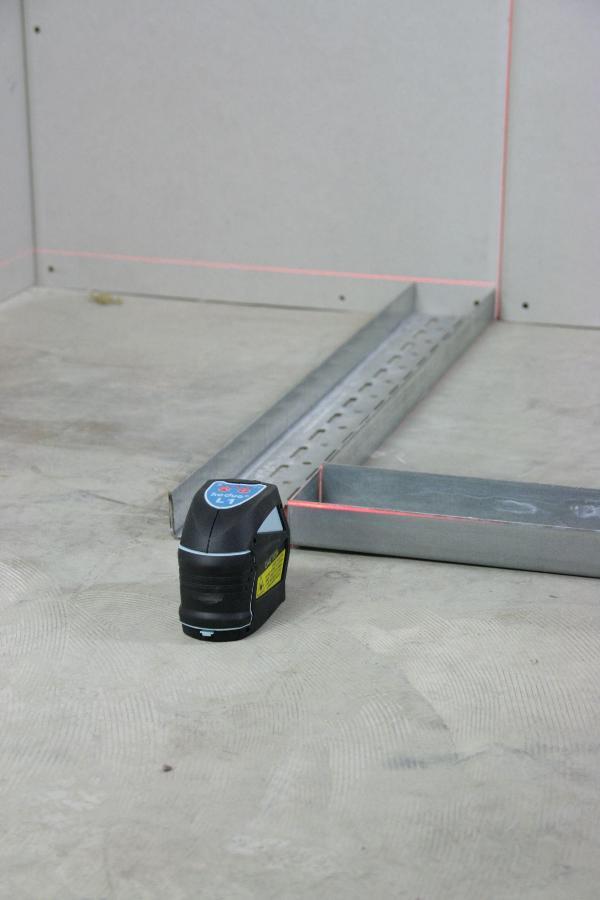Laser à lignes hedue L1