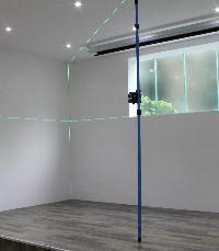 Laser de ligne hedue L1G Set