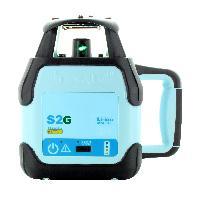 Laser rotatif hedue S2G
