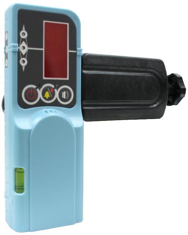 Récepteur laser