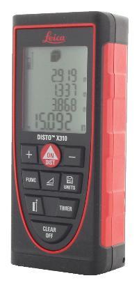 Distanziometro a laser Leica Disto X310