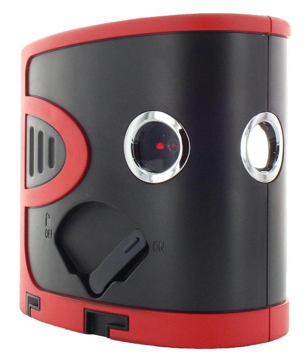 Laser puntuale Leica Lino P5