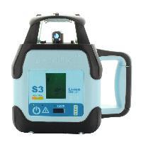 Laser rotante hedue S3