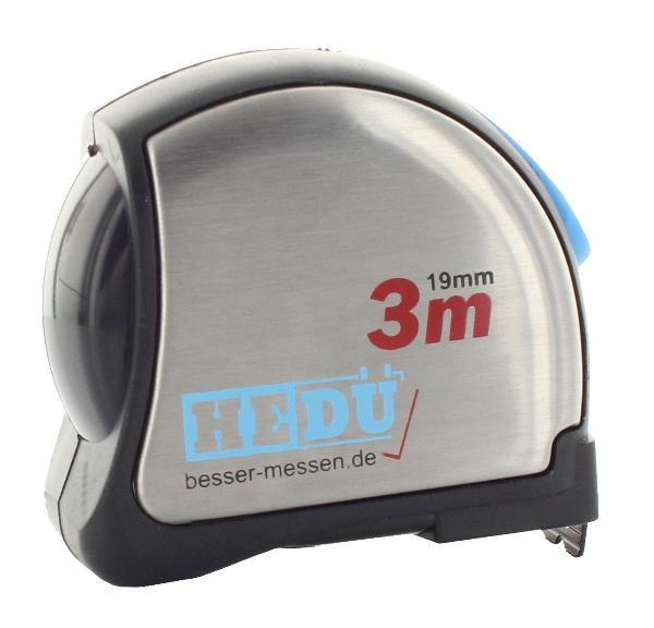 Misuratore tascabile a nastro 3m x 19mm SB