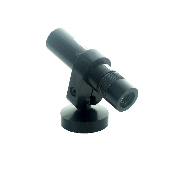 Positionierlaser hedue PL2 con roter Laserlinie