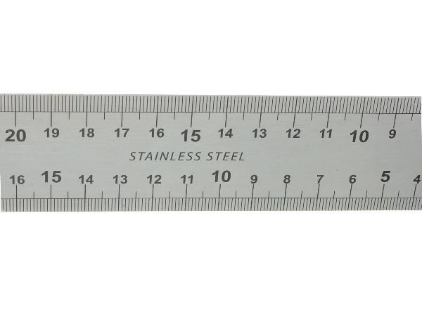 Aluminium winkelhaak 15 cm
