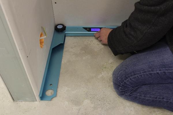 Digitale hoekmeter WM3 45 cm