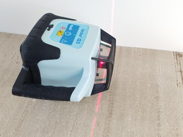 Roterende laser hedue Q3