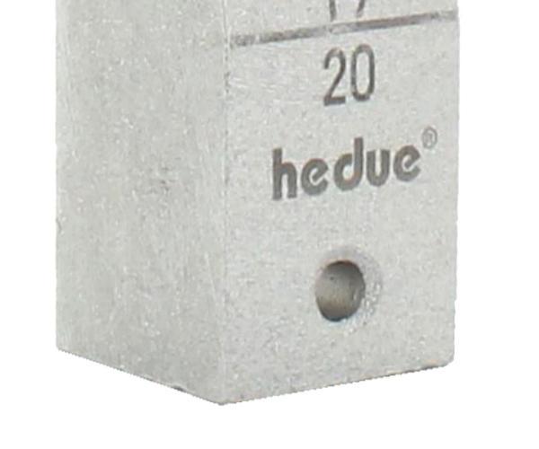 Klin pomiarowy Odczyt 1 mm