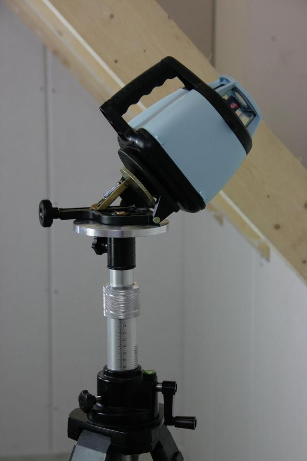 Laser rotativo hedue Q2