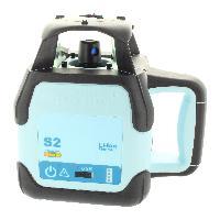 Laser rotativo hedue S2