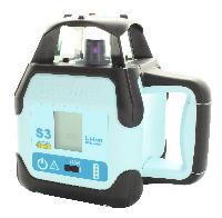 Laser rotativo hedue S3