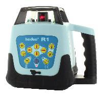 Laser rotativo hedue R1 com receptor laser E2eco