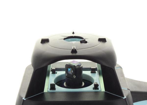 Laser rotativ hedue S2 în systainer