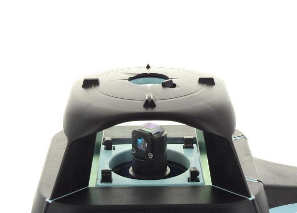 Laser rotativ hedue S3 în systainer