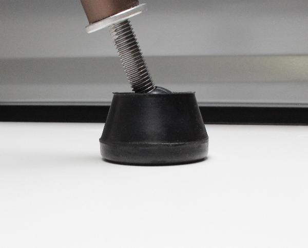 stativ cu cremalieră 286 cm