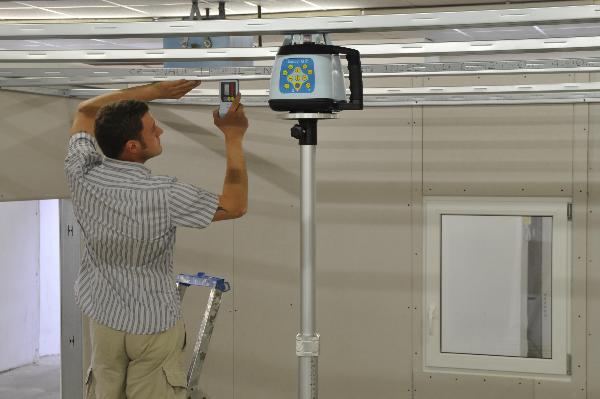 Ротационный лазер hedue Q2