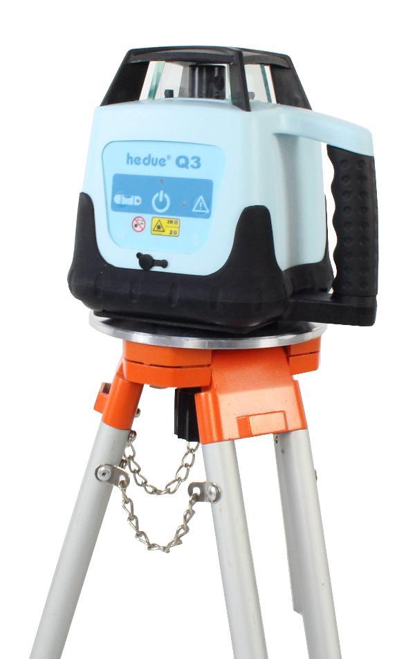 Ротационный лазер hedue Q3