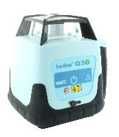 Rotary laser hedue Q3G